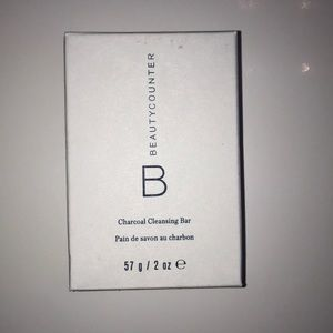 Beautycounter Charcoal Cleansing Bar-Never Used